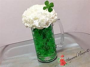 St  Patrick U0026 39 S Beer Mug Arrangement