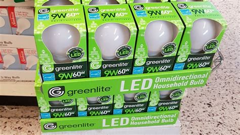 dollar tree lights dollar tree 1 greenlite led bulb 9w 60w review and