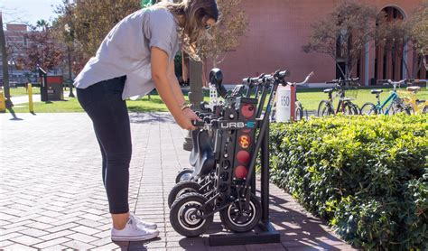 urb e s launching a scooter network at college