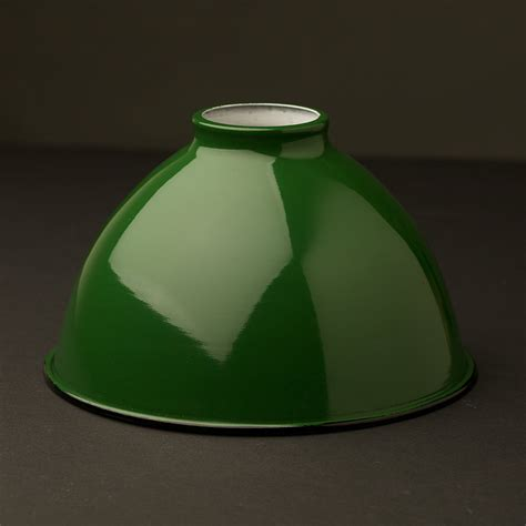 7 inch l shade green 7 inch dome light shade