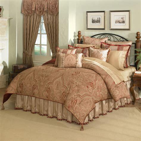 king bed comforters castille 4 king size comforter set contemporary