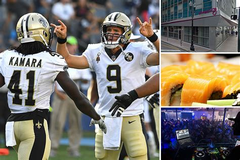 Win the Ultimate Saints Weekend Contest!