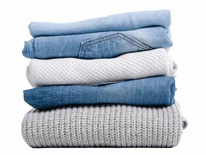 Clothes Stack Folded Laundry Fairfax Cleaning Dry