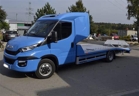 auto 3 porte vente des camion porte voiture iveco daily 50c18