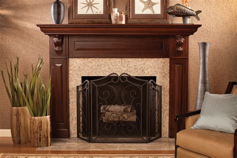wood mantel plans  woodworking