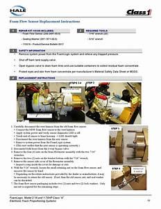 Foamlogix 2 1a  U0026 1 7ahp Product Manual By Class 1  Inc