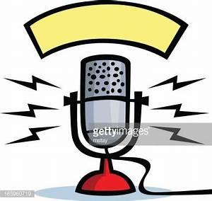 Studio Microphone Clip Art - ClipArt Best