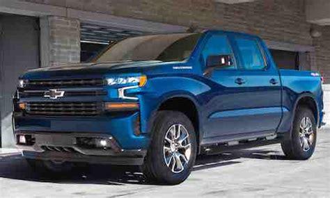 2019 Chevrolet Silverado Rumors  Chevy Model