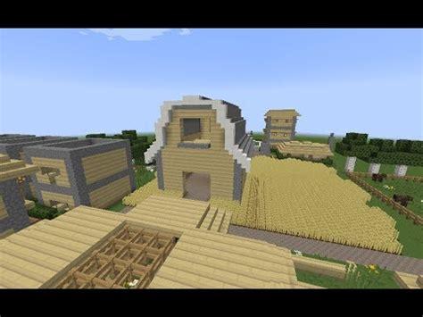 How To Build A Minecraft Barn by Minecraft How To Build A Barn Jak Zrobić Stodołe