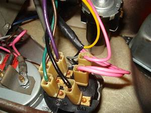 Ignition Switch Wiring  2 Extra Dark Green Wires