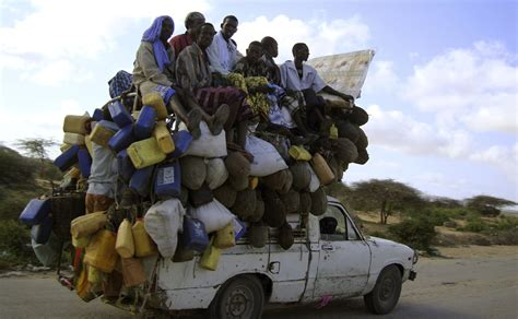 The World's Most Overloaded Transport