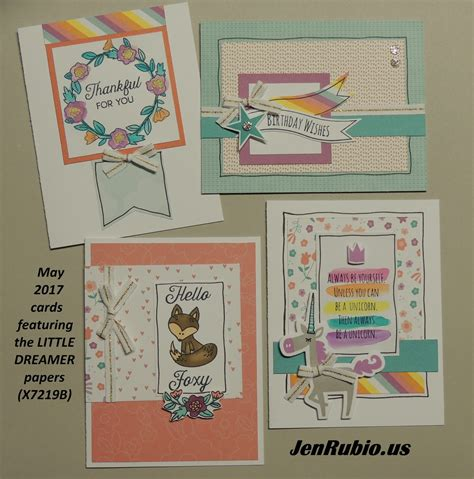 ctmh  jen rubio  card making classes featuring