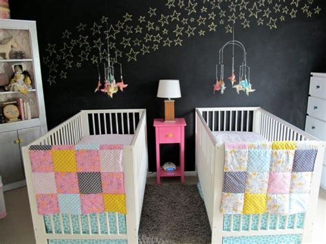 chambre mixte bébé chambre enfant mixte fille et garçon la solution pratique