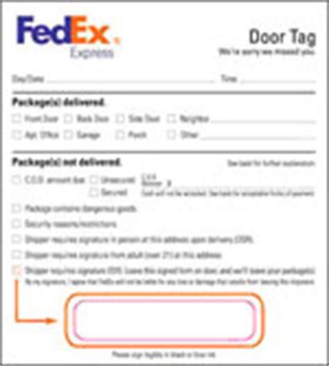 fedex door tag number fedex door 20111030 121317 jpg