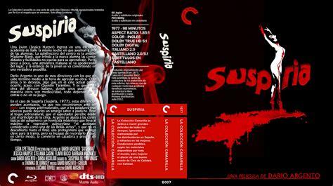 suspiria horror movies dvd blu ray argento 1977 covers ever giallo italian deviantart