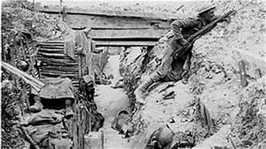BBC Schools - Life in the trenches