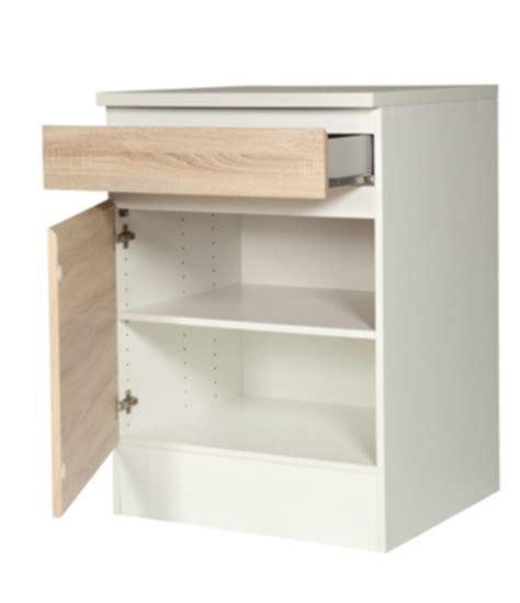 meuble a balai pour cuisine meuble de cuisine en kit pas cher but fr