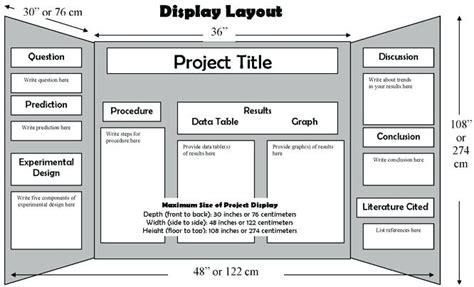 school project poster layout beepmunk