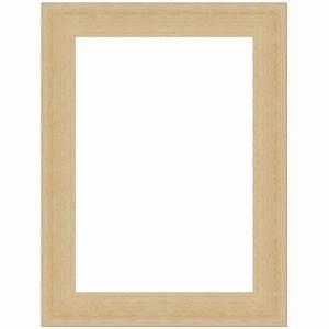 Cadre Bois 50x70 : cadre caisse am ricaine bois brut naturel sur mesure peindre ~ Teatrodelosmanantiales.com Idées de Décoration