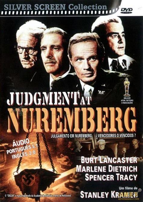 《纽伦堡大审判/纽伦堡的审判(1961版)DVD》/Judgment at Nuremberg/1961年/二战 ...