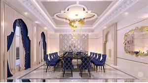 Luxury, Interior, Design, In, Dubai