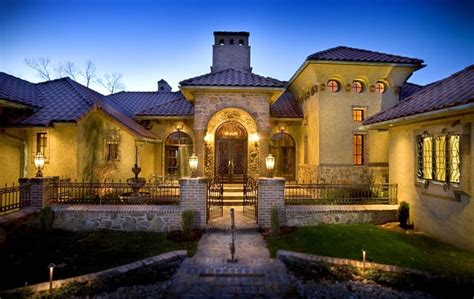 world tuscan exterior ideas