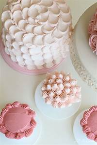 Simple and Pink Techniques to Decorate Cakes and Cupcakes ...