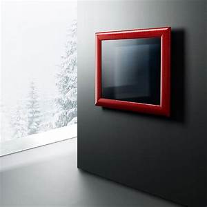 Cool wall decorating ideas tv frames by dhesia digsdigs