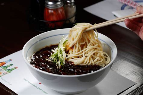yuxiang s black bean noodles are a 2018 must try las vegas weekly