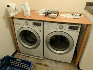 Countertop, Ideas, Over, Washer, And, Dryer, Most, Effective, Ways, To, Overcome, Countertop, Ideas, Over