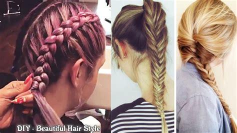 diy hairstyles tutorial  easy hairstyles step