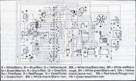 Modern Vespa Wiring Diagram Pxe