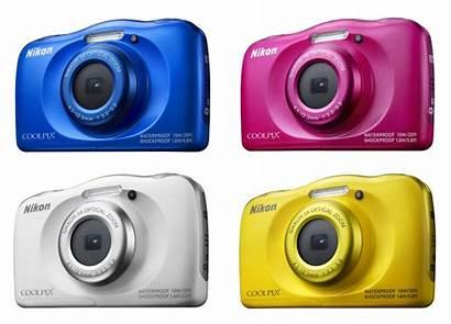 W100 Nikon Coolpix Onder Meter Water Eenvoudig