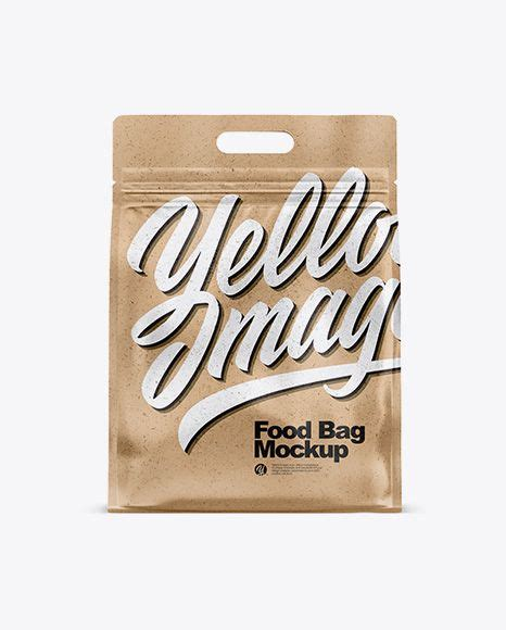 This mockup is well balanced when it comes to the design effect and that is why you do not need to worryi about perspective, lights & shadows, reflections etc. Free Mockup Free Mockups Kraft Paper Stand-up Food Bag ...