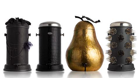 poubelles cuisine originales la poubelle topmodel by vipp the déco