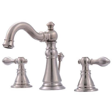 ultra faucets signature collection   widespread