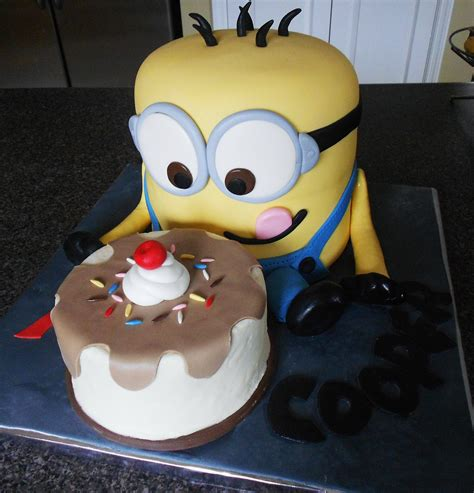 minions kuchen occasionally and among other things does