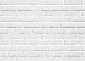 white brick wall background Wall Mural • Pixers® • We live