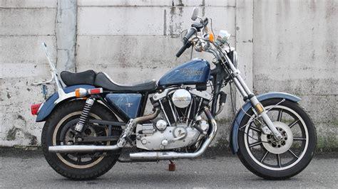 1979 Xlh Harley Davidson Ironhead Sportster