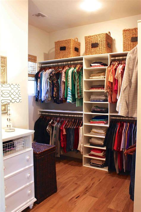 The Images Collection Of Bedroom Closet Storage U Diy