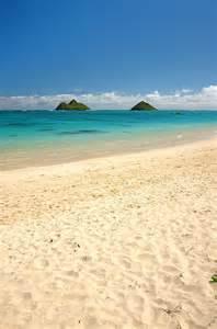 Kailua Lanikai Beach Oahu Hawaii