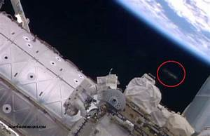 Official NASA Video Reveals UFO At International Space ...