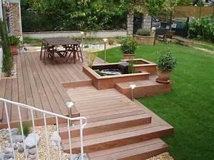 top 10 des plus belles terrasses en bois blog quotma maison With terrasse en bois surelevee