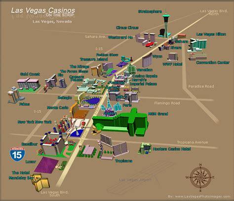 las vegas nv tourist map las vegas mappery