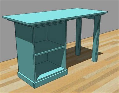 computer desk plans office desk woodworking plans woodshop plans