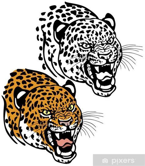 Fliesenaufkleber Leopard by Fototapete Leoparden Kopf Pixers 174 Wir Leben Um Zu