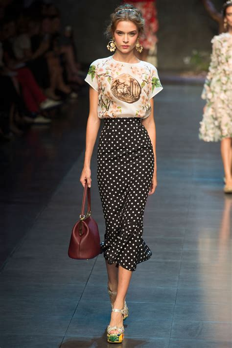 stefano gabbano style pantry dolce and gabbana 2014 rtw collection