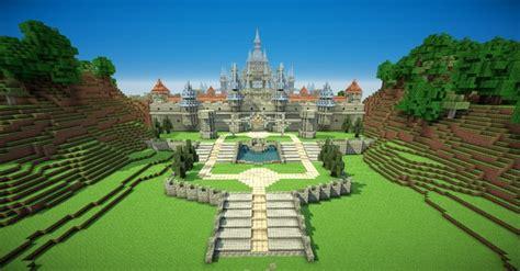 minecraft twilight princess hyrule castle map png