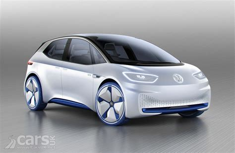 Vw Id Electric Car Concept Is Volkswagen's No Diesel