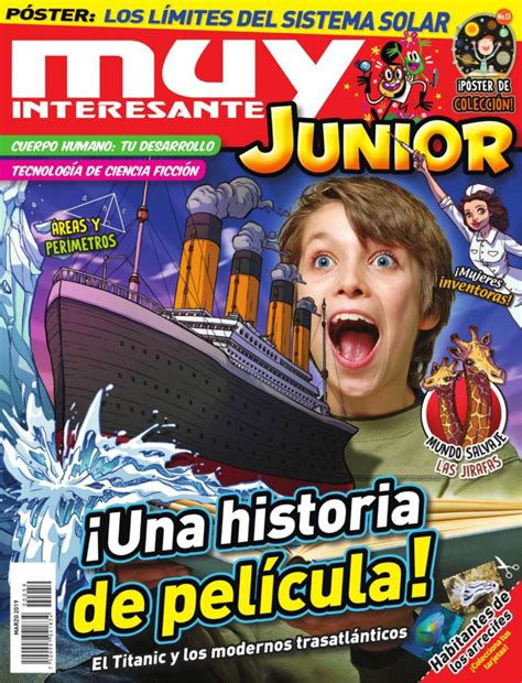 Muy Interesante Junior-Marzo 2019 Magazine - Get your ...
